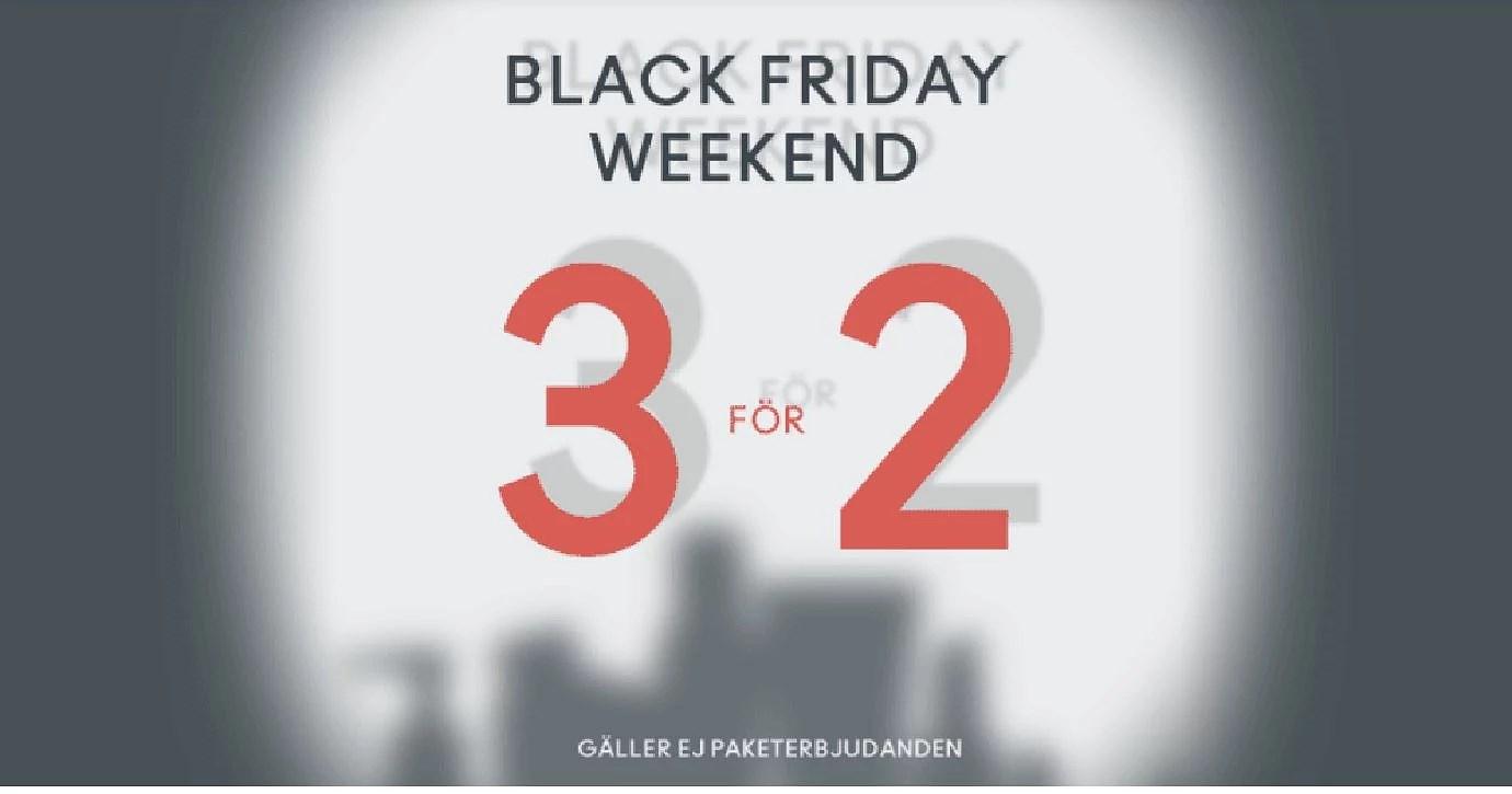 Lyko Black Friday 100 kr rabatt vid köp för 300 kr rabattkod