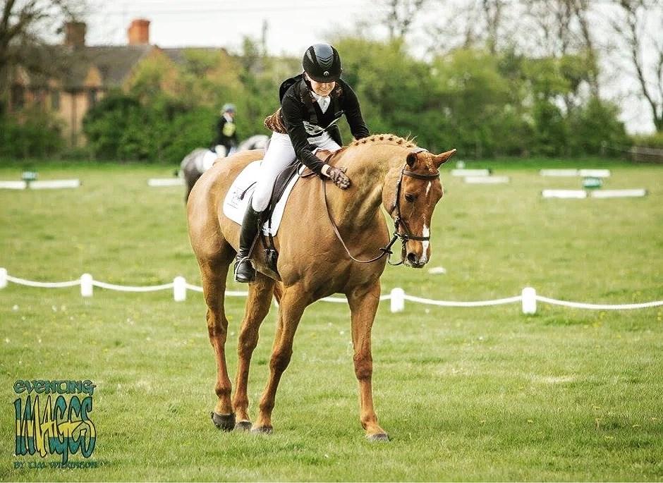 Min häst är mitt lyckopiller