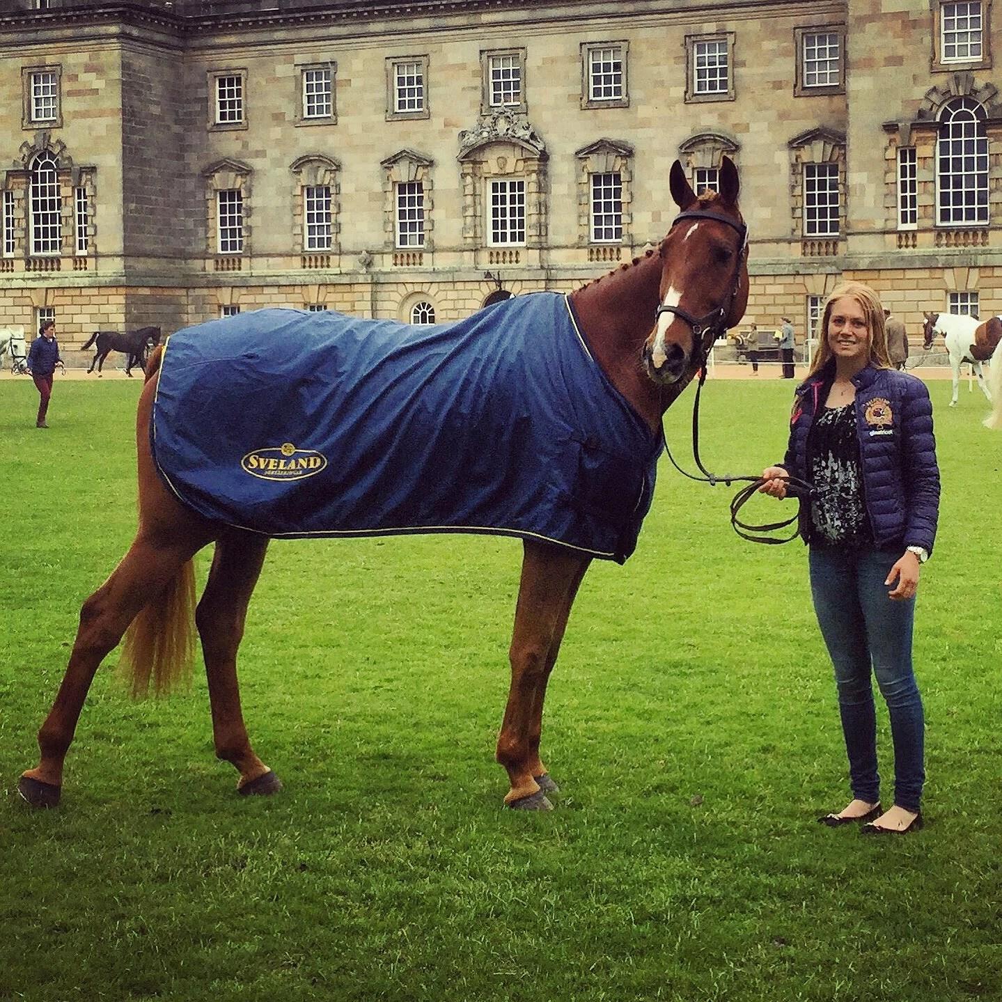 Mot Stockholm Horse Show!!!