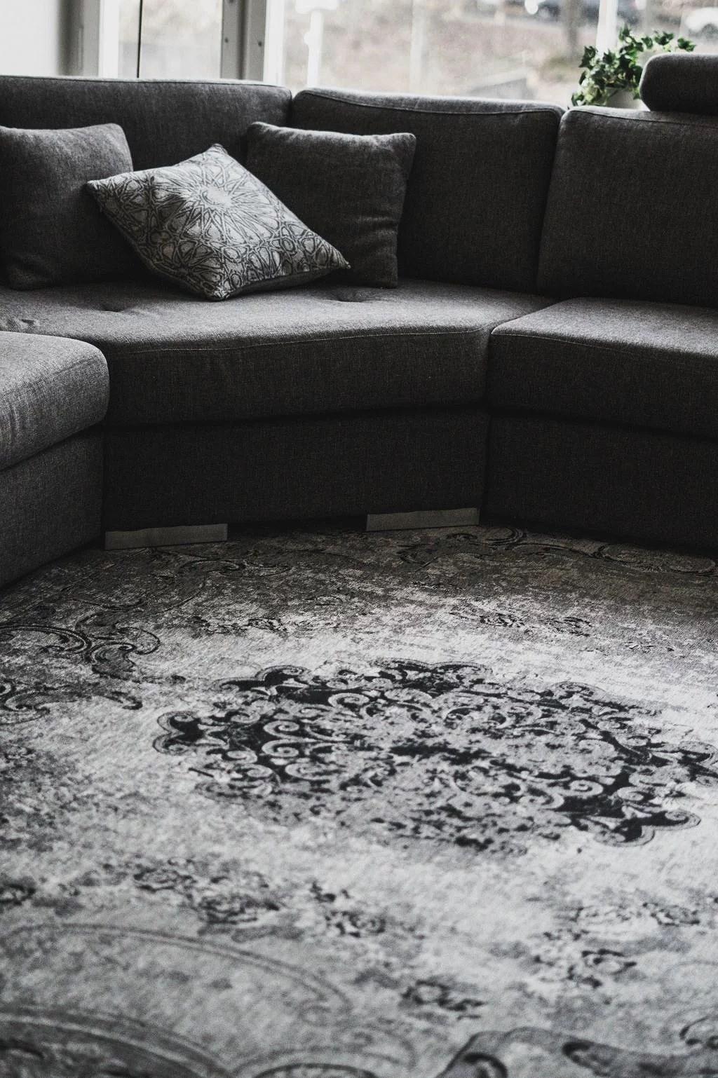 The perfect carpet