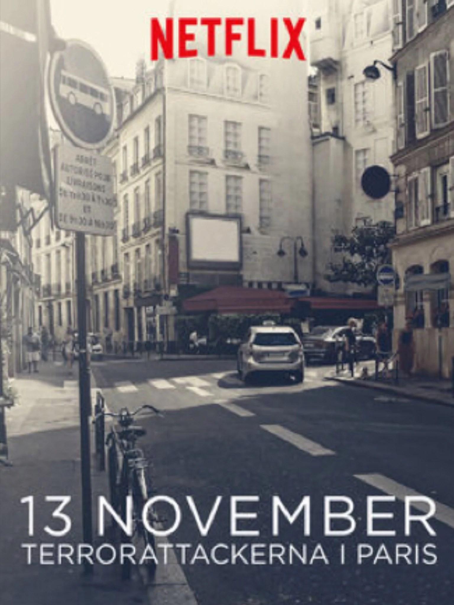 Fredag 13 november.