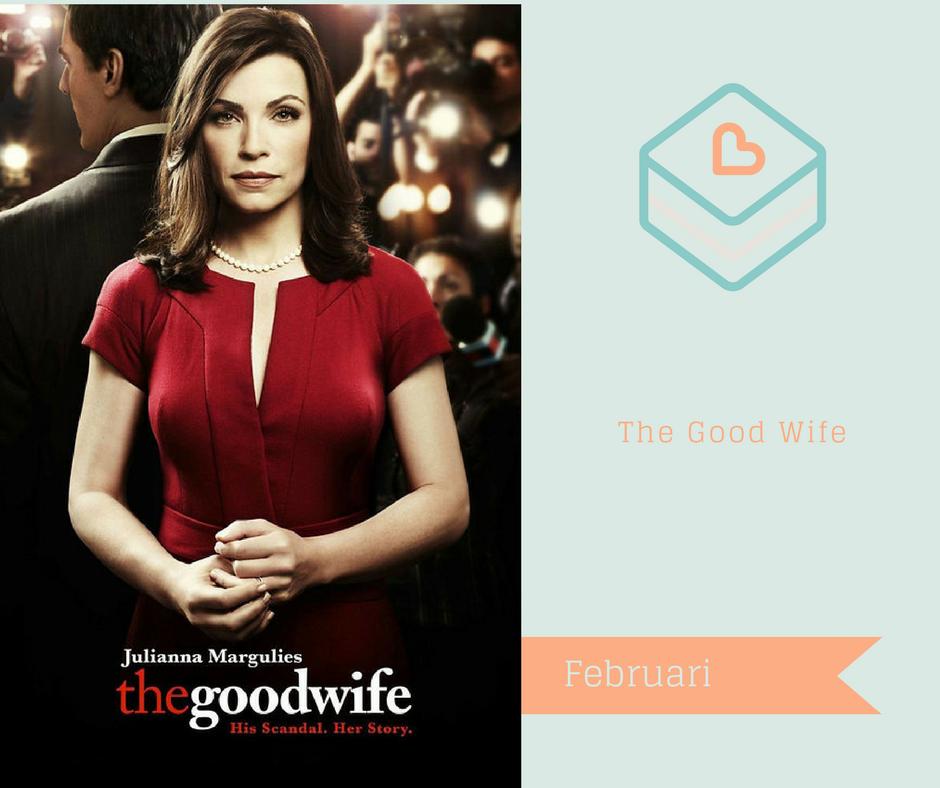 Serier jag vill se på viaplay - The Good Wife