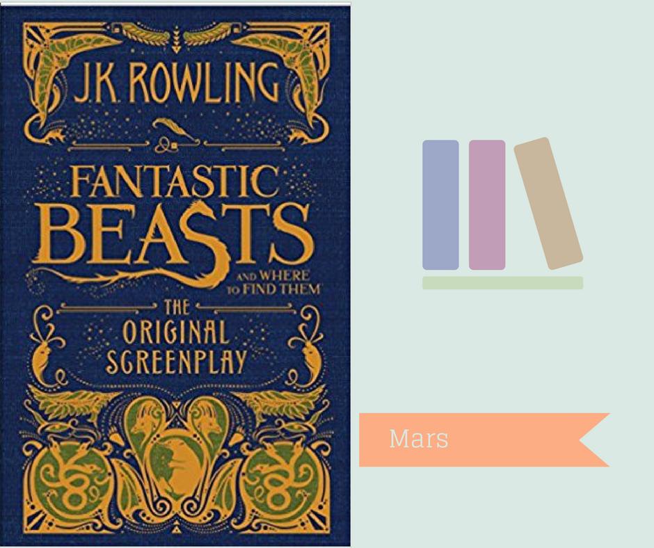 Böcker på Storytel - Fantastic Beasts and where to find them.