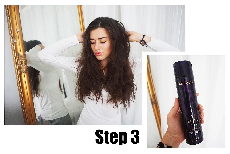 step 3 hair
