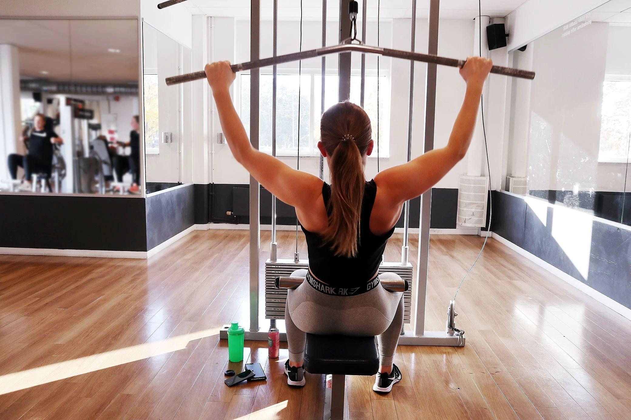 Tre bra övningar för ryggen