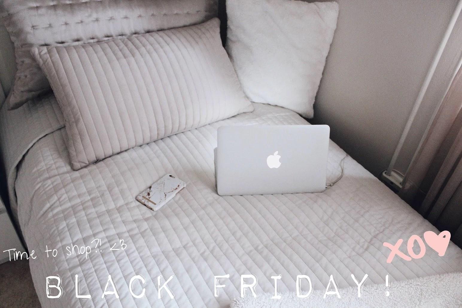 BLACK FRIDAY GUIDE