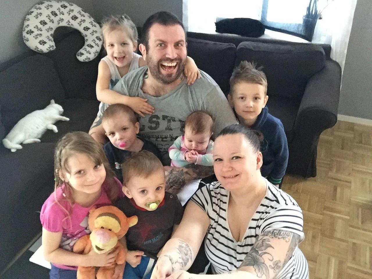 Barnen tätt