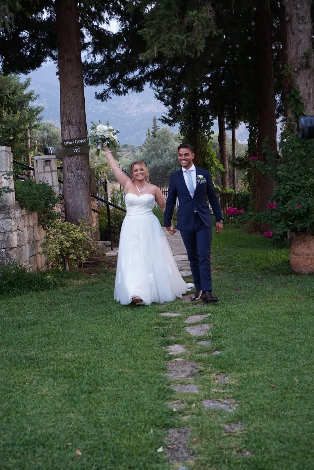 Greece Part 4 (Wedding)