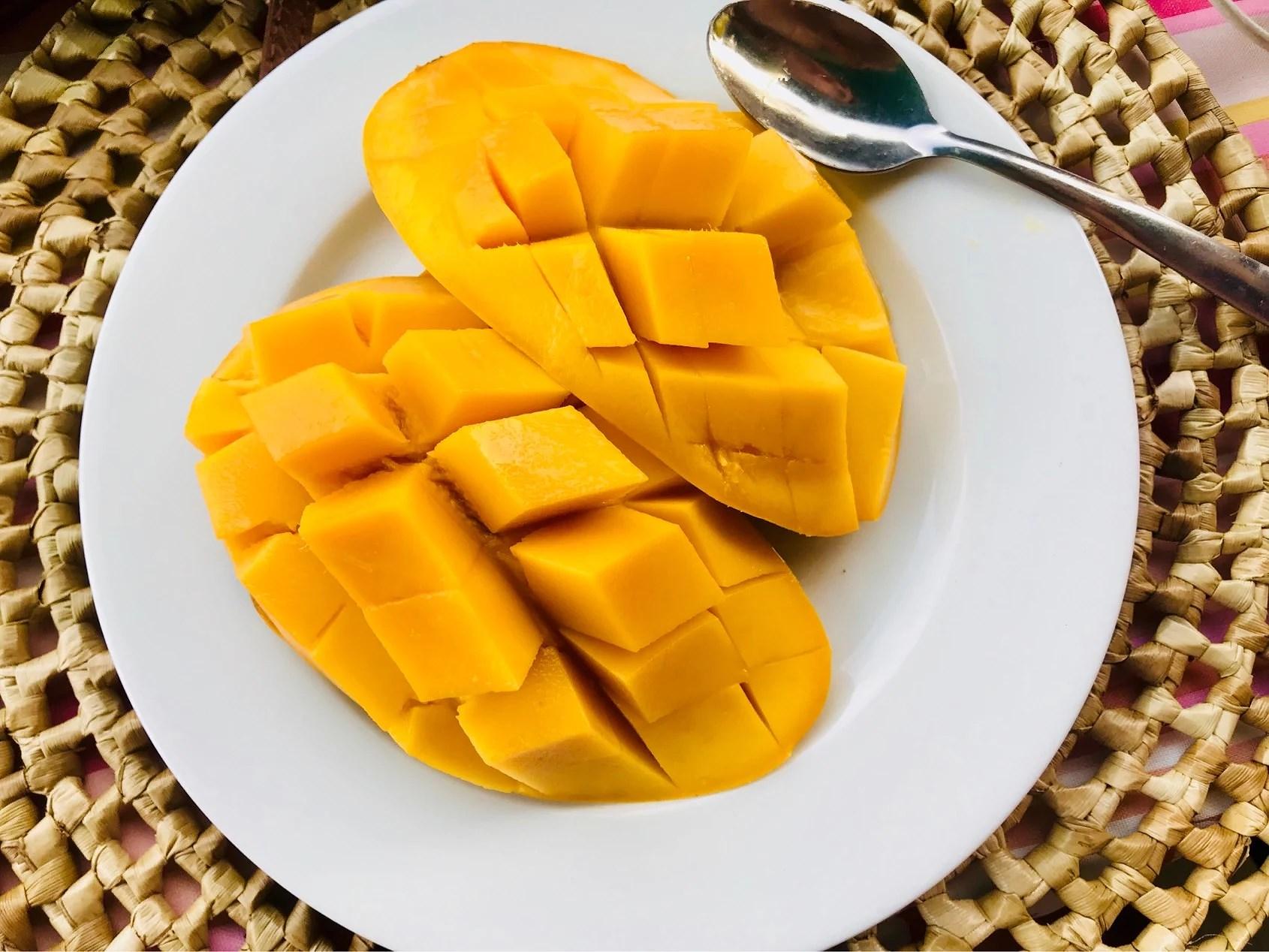 Mangon hemma blir aldrig som mangon här