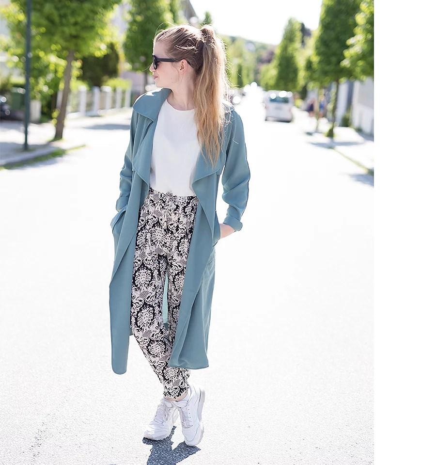 krist.in antrekk style jakke bikbok