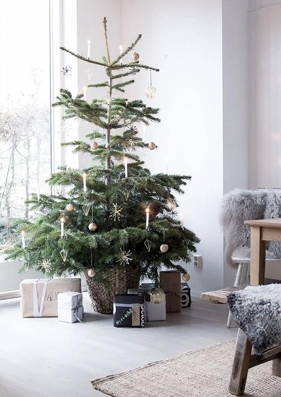 Decorando en Navidad