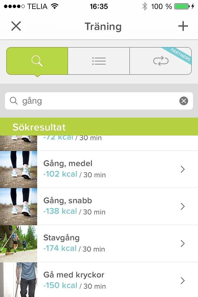 bästa appen för viktminskning