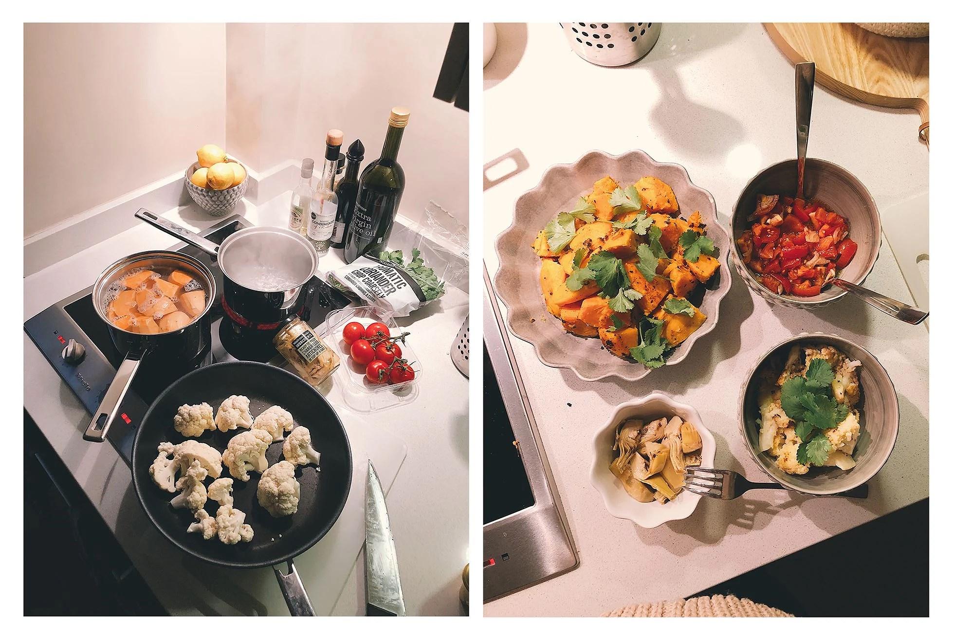 VENDELA - 3 EASY DINNER RECIPES