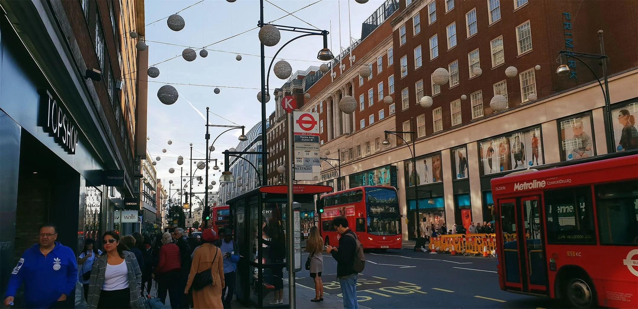 Week 1 - Full skoleuke og London