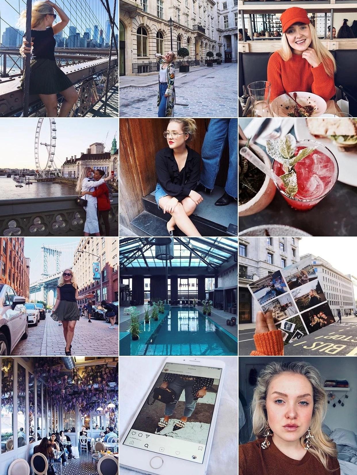 Hur går det på Instagram?