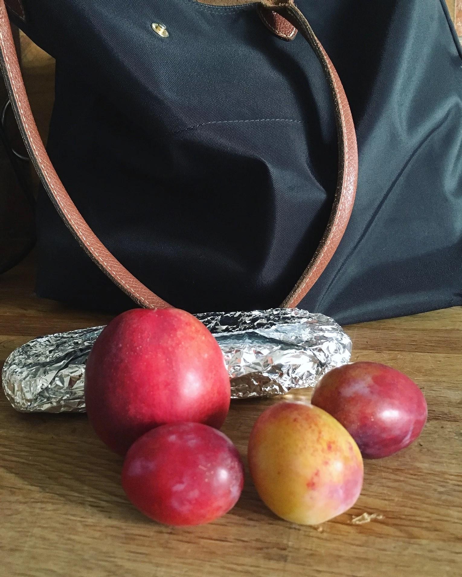 Packa frukost