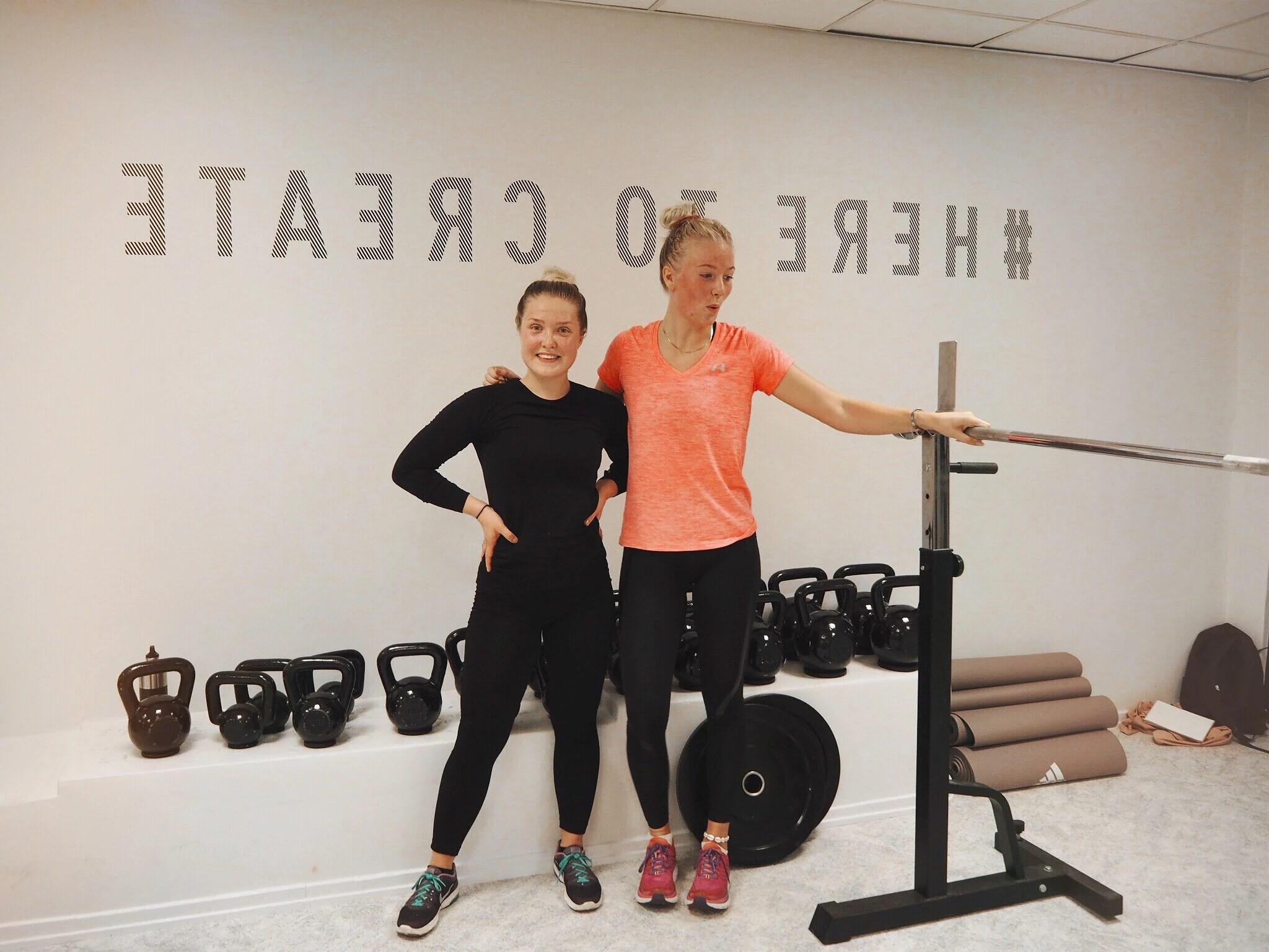 Workout w/ Adidas