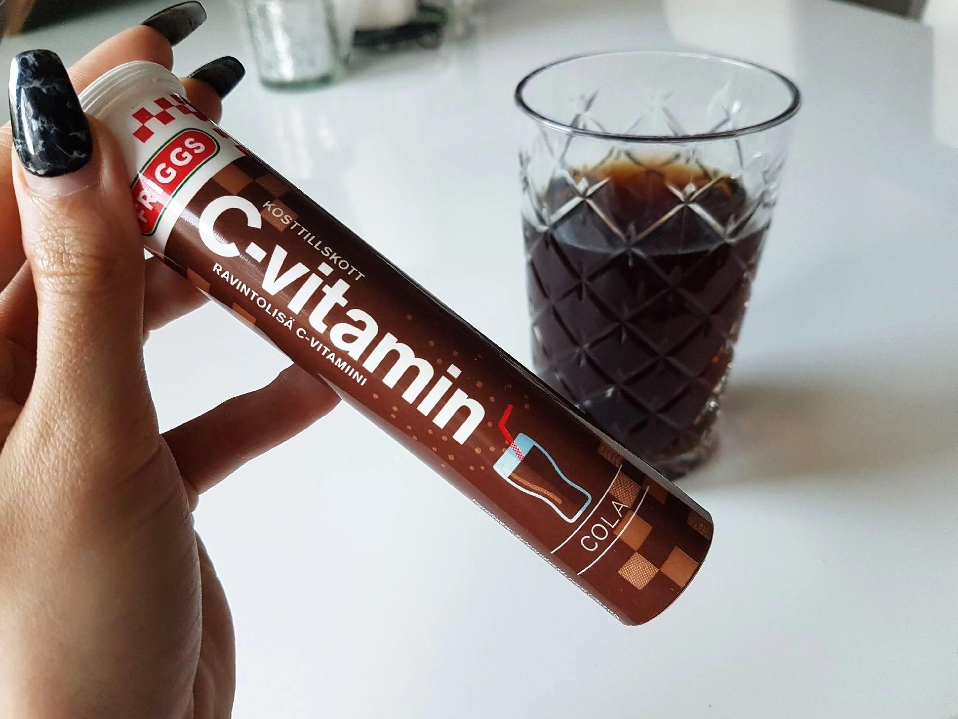 Cola varje kväll