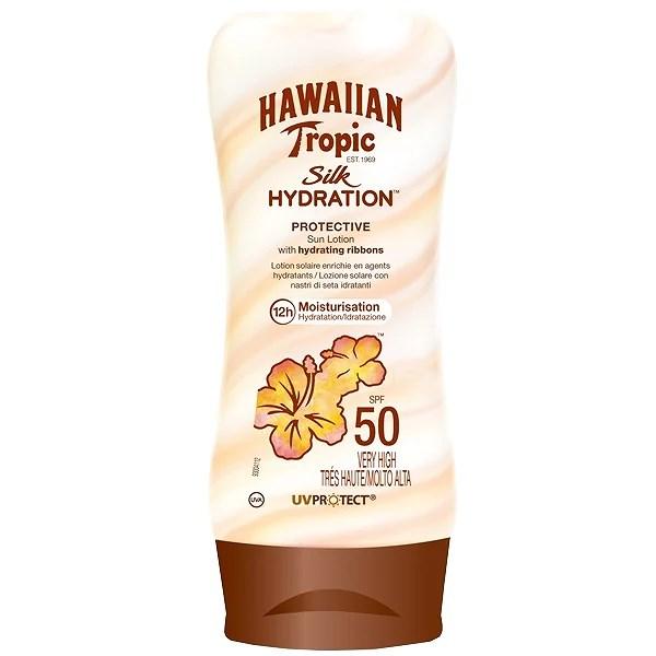 SOLA SÄKERT MED HAWAIIAN TROPIC