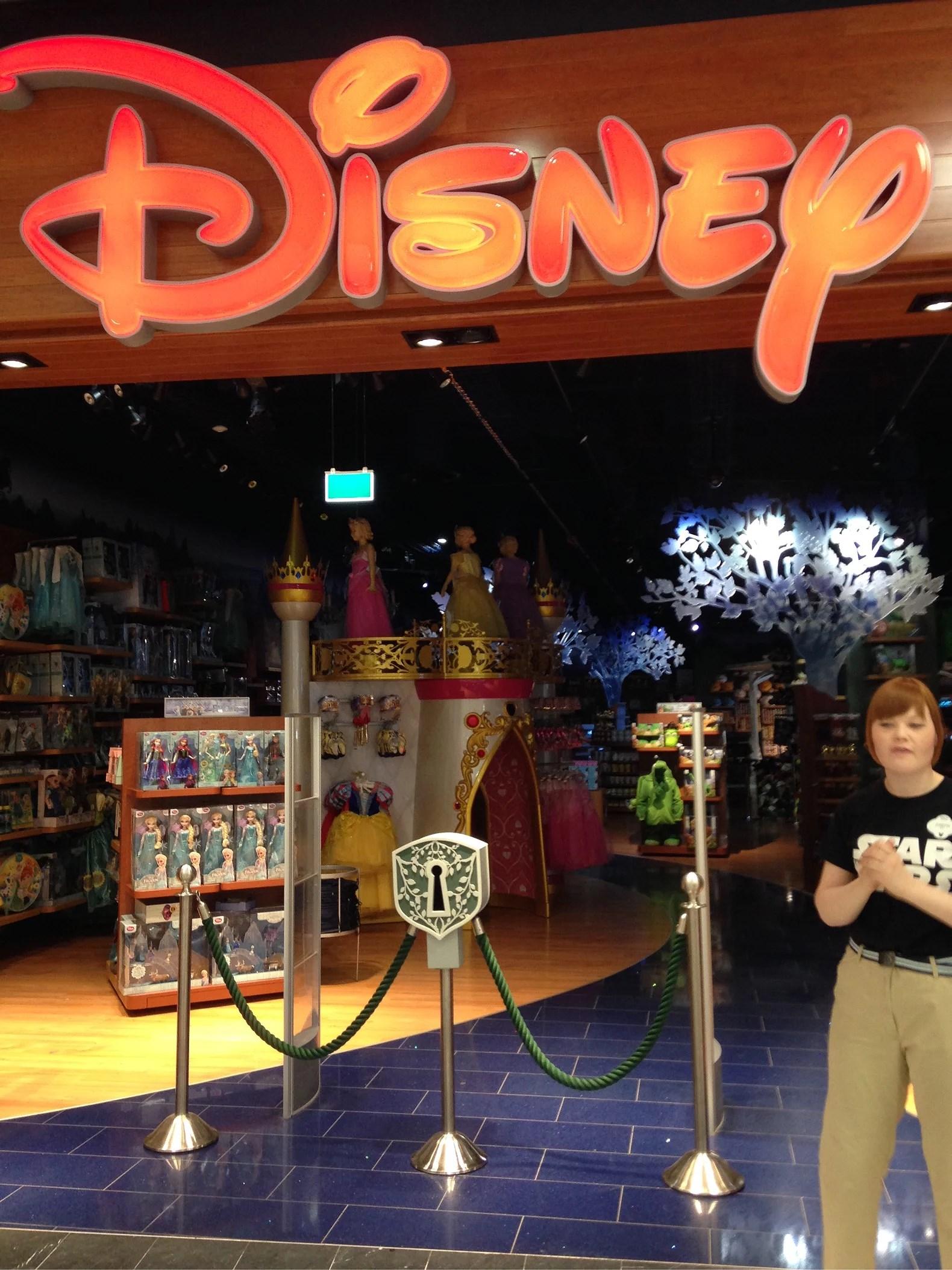 Disney Store öppnar sin andra butik i Sverige?
