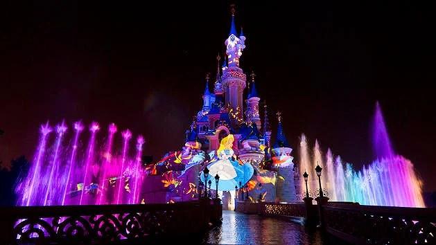 Sista dagen för Disney Dreams på Disneyland Paris
