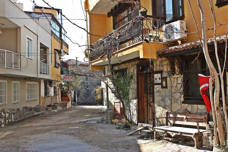 The streets of Serik