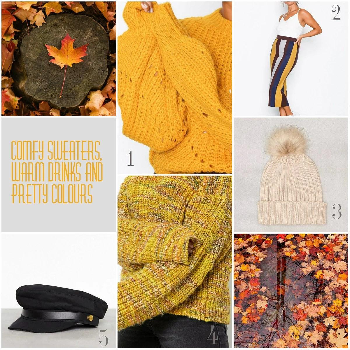 Autumn wanties