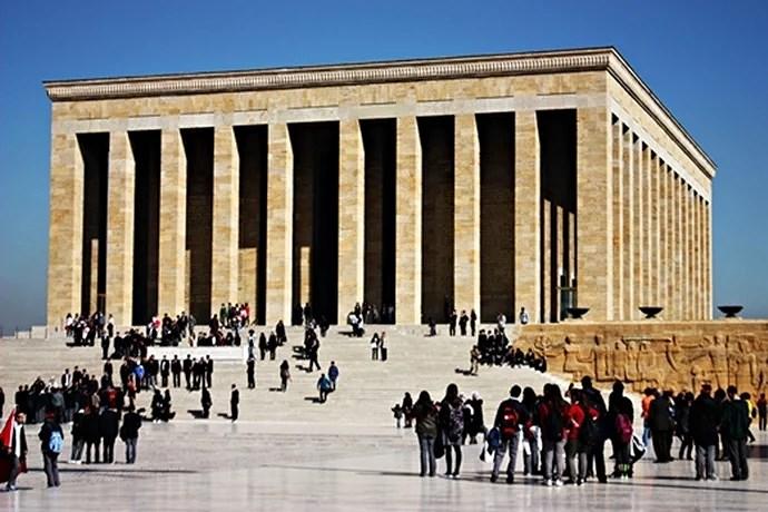 Ankara #1 Atatürks tomb