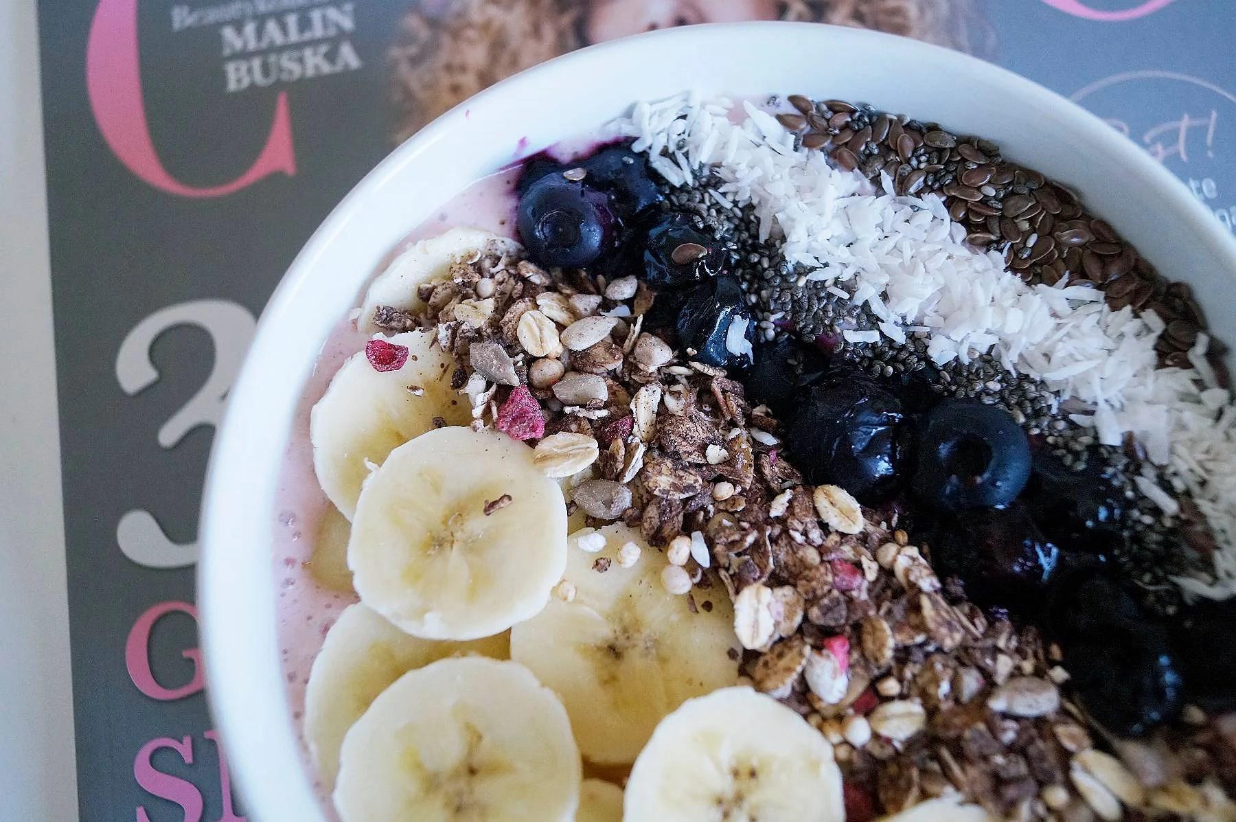 Perfekt frukost en onsdag