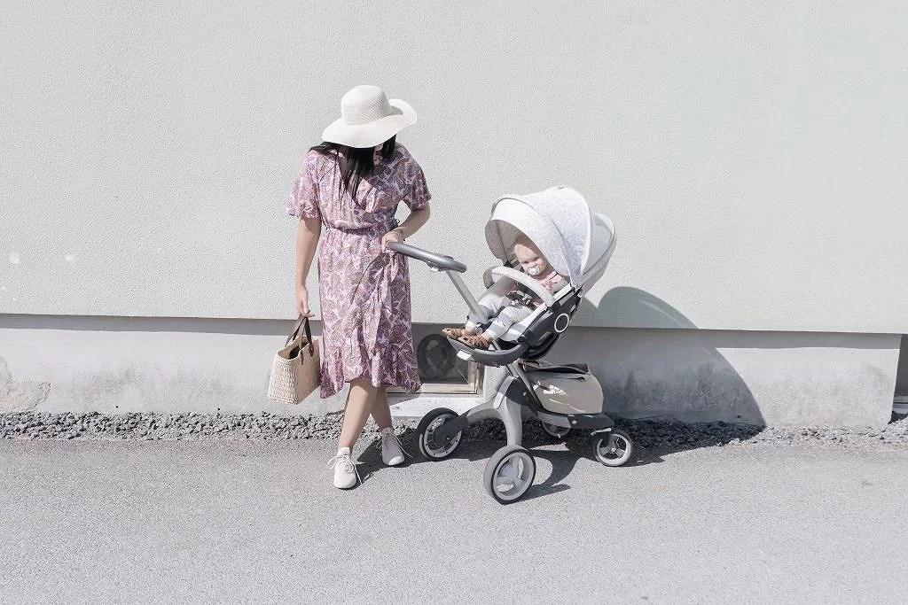 Att få vara din mamma…