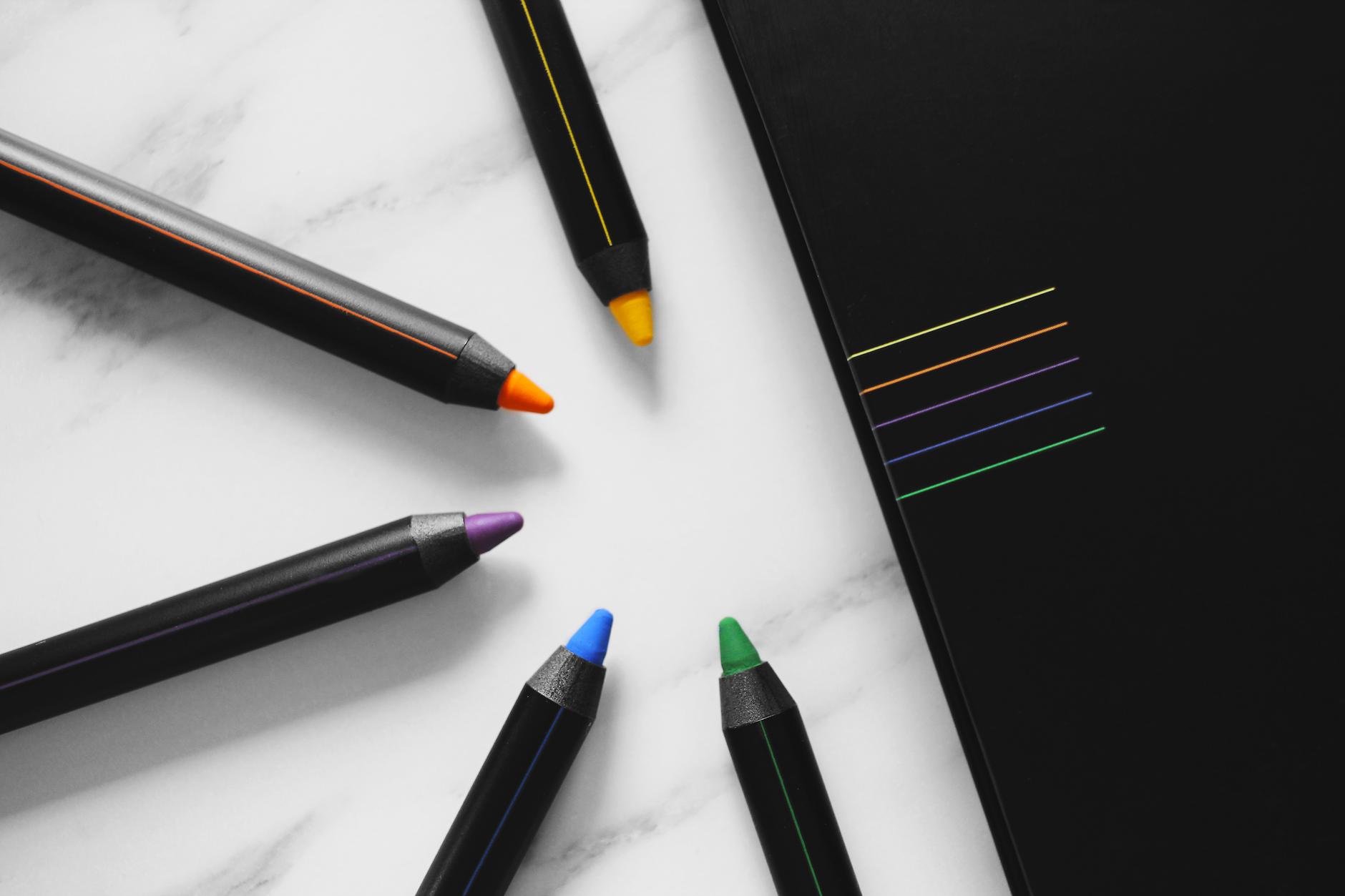 Linda Hallberg Mood Crayons