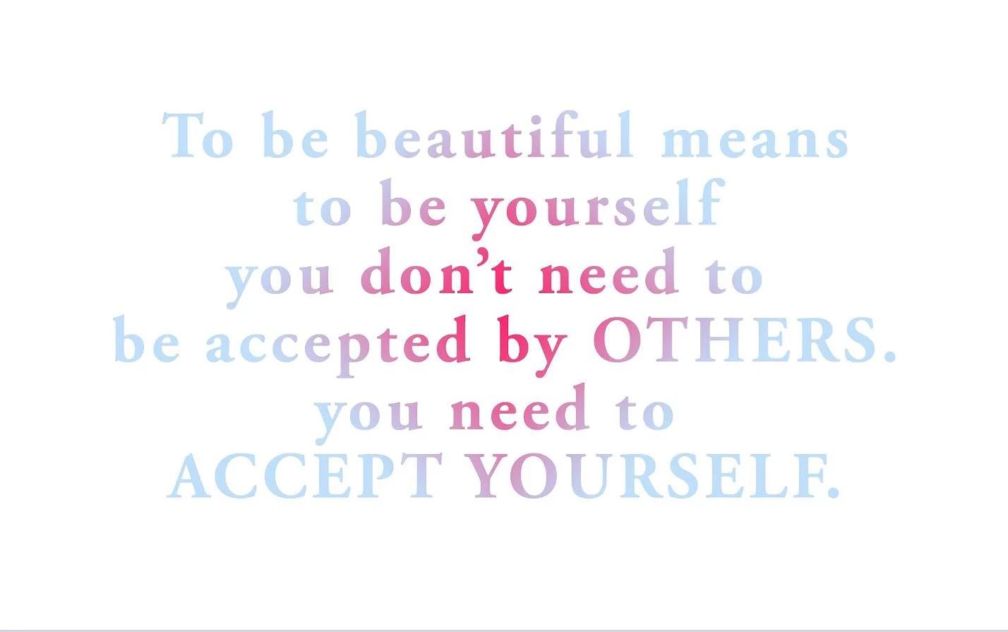 Älska dig själv