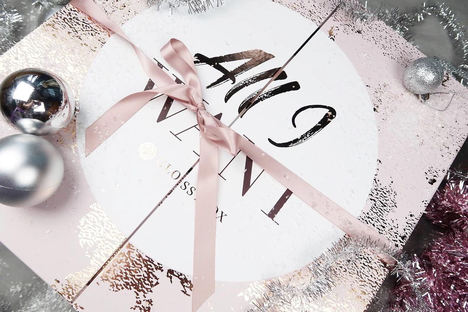 Glossybox Julkalender - Lucka 12