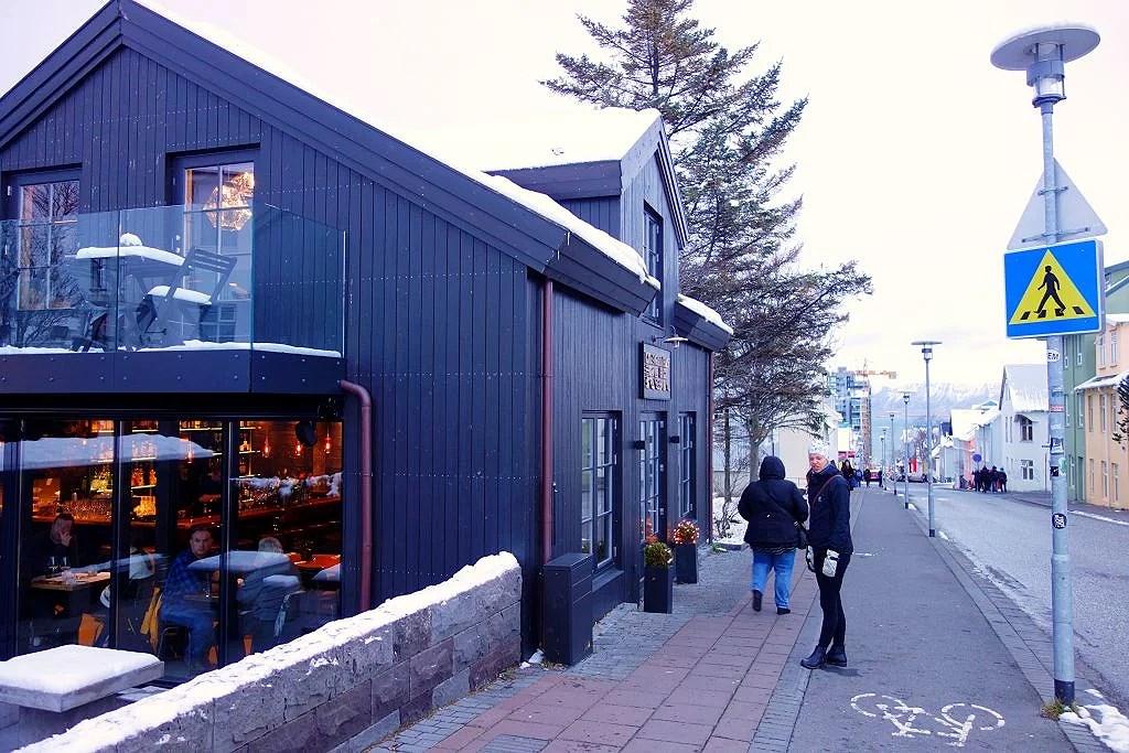 ROK Restaurant, Reykjavik