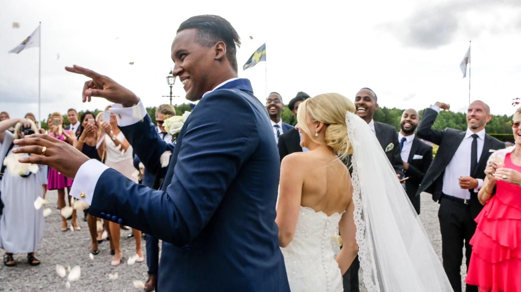Wedding at Bro Hof slott