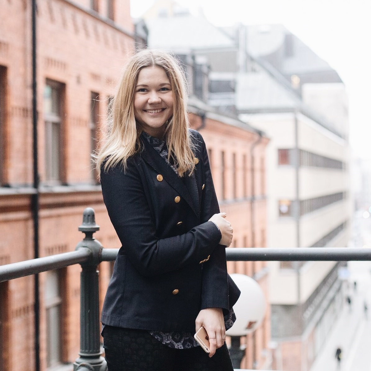 Anne Linnea Holmstrøm
