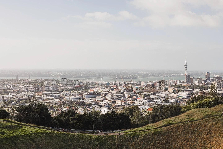 Första destinationen: Auckland & Waiheke Island