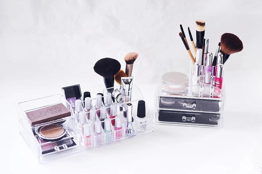 Cosmetic Organizers