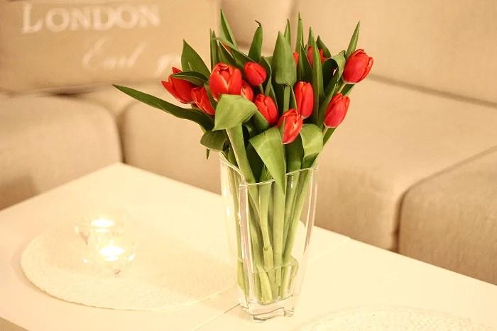 Tulips & Fine dining