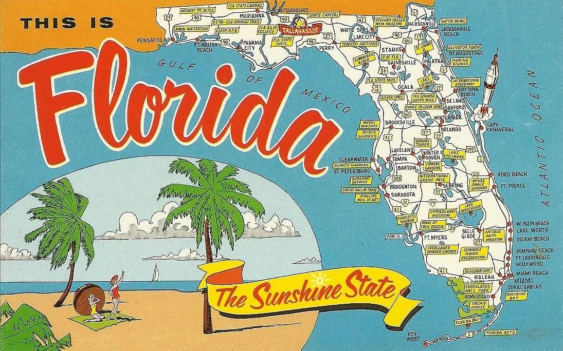 [häng med] oss till Florida