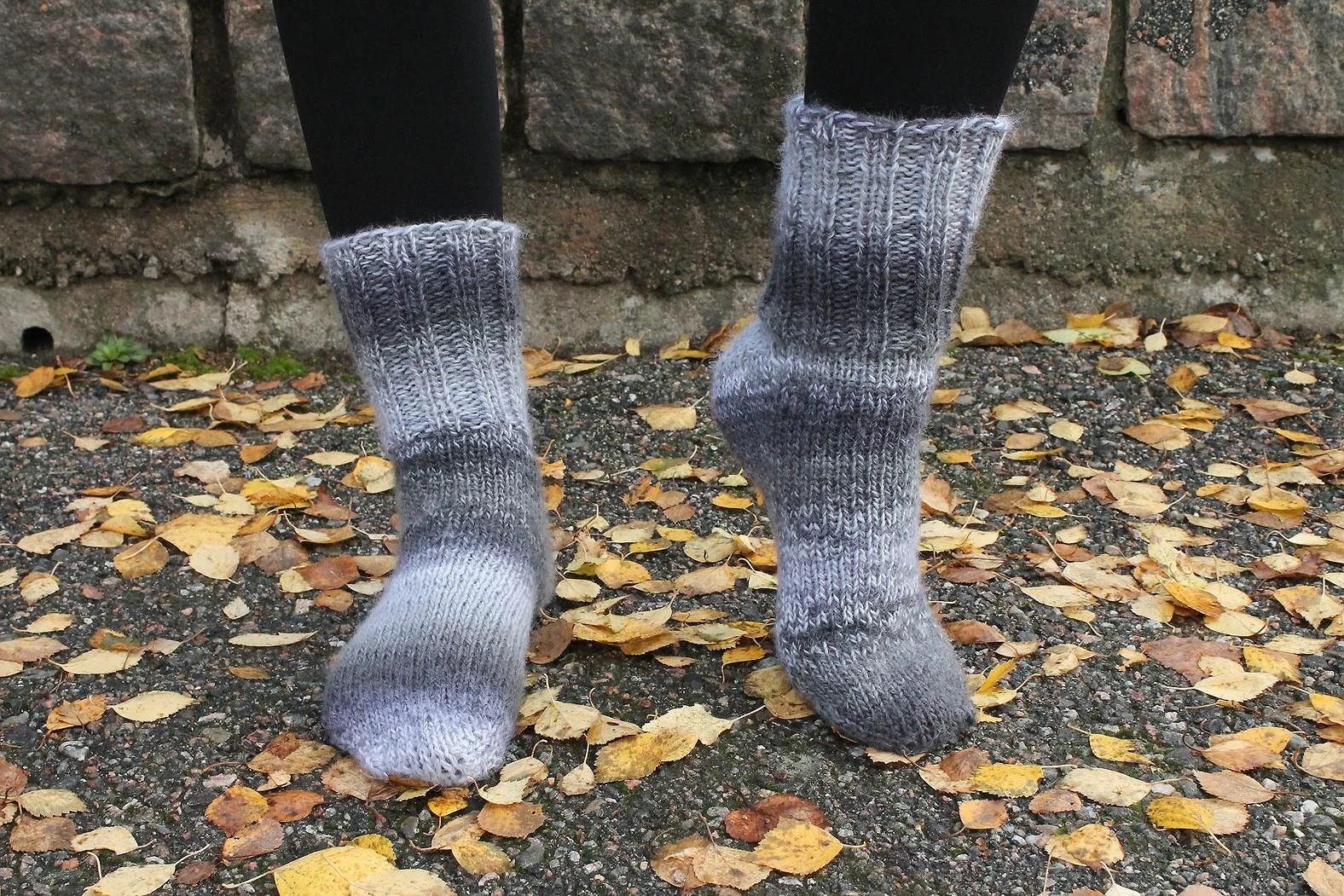 Ett par sockor till
