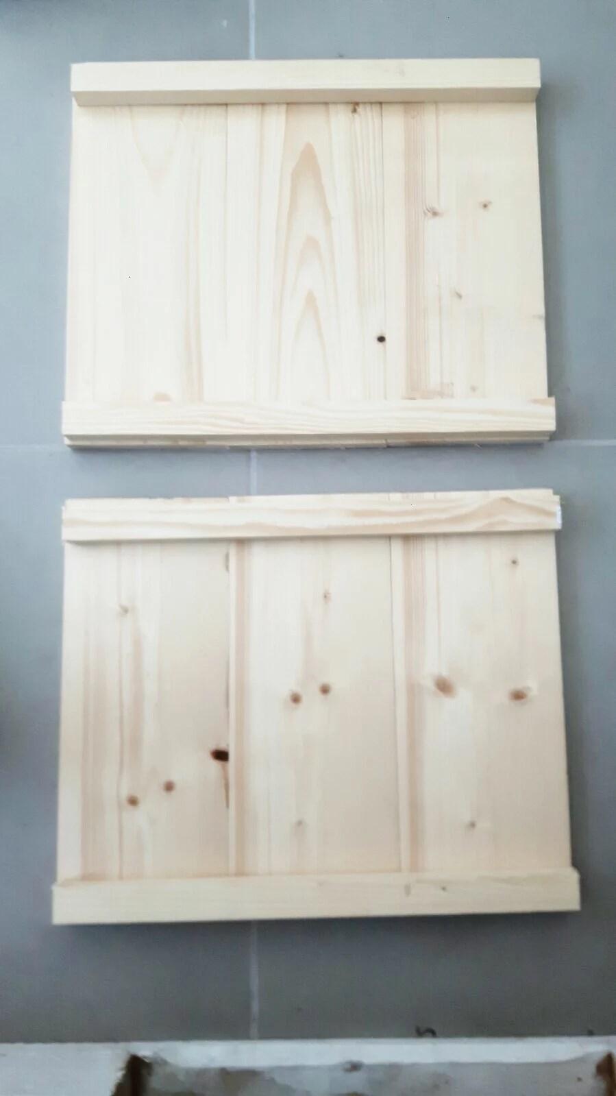TV meubel vakken DIY
