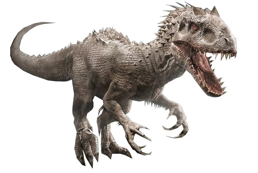 Jagad av dinosaurier