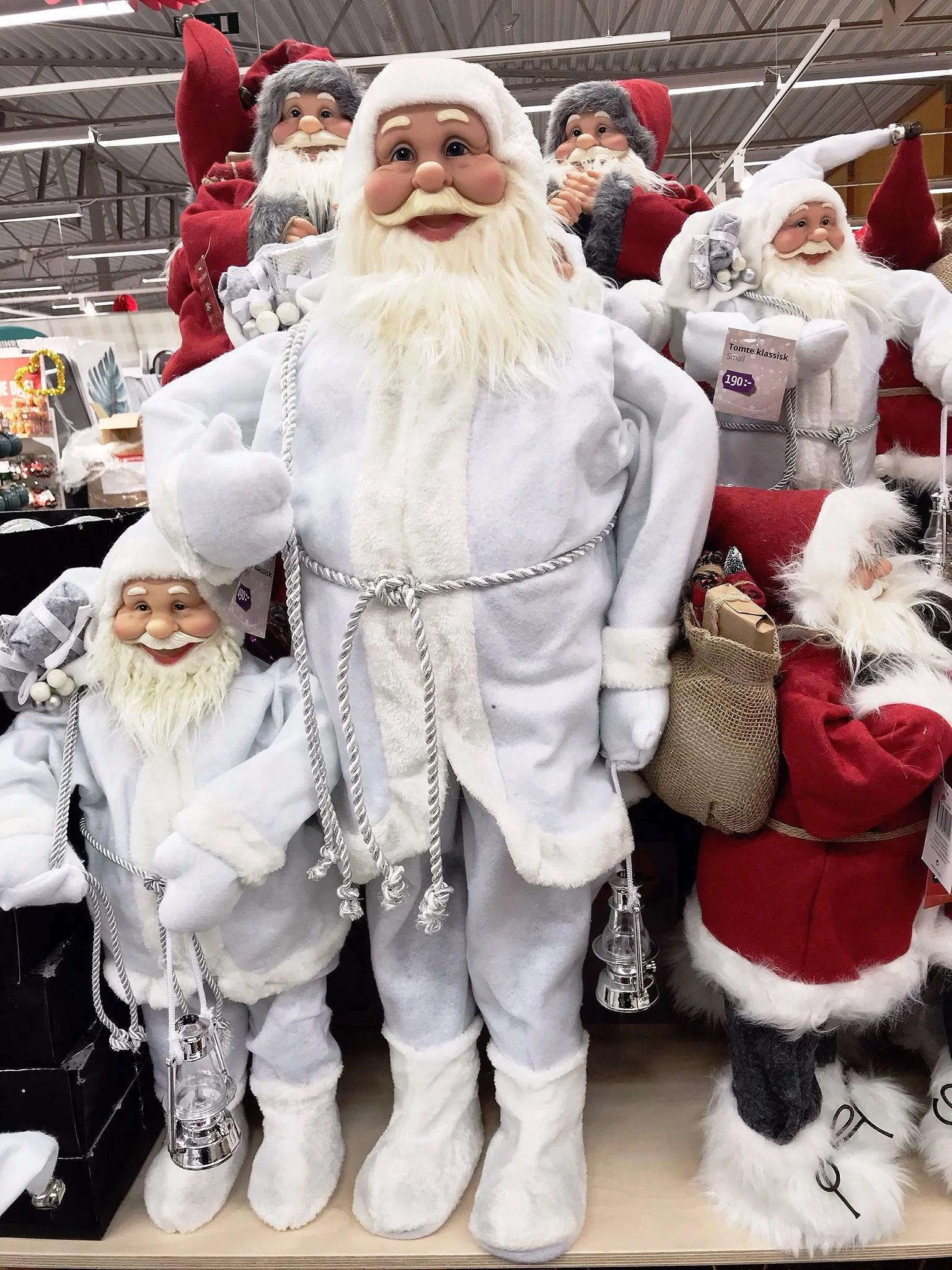 Påbörjat julshoppingen lite smått
