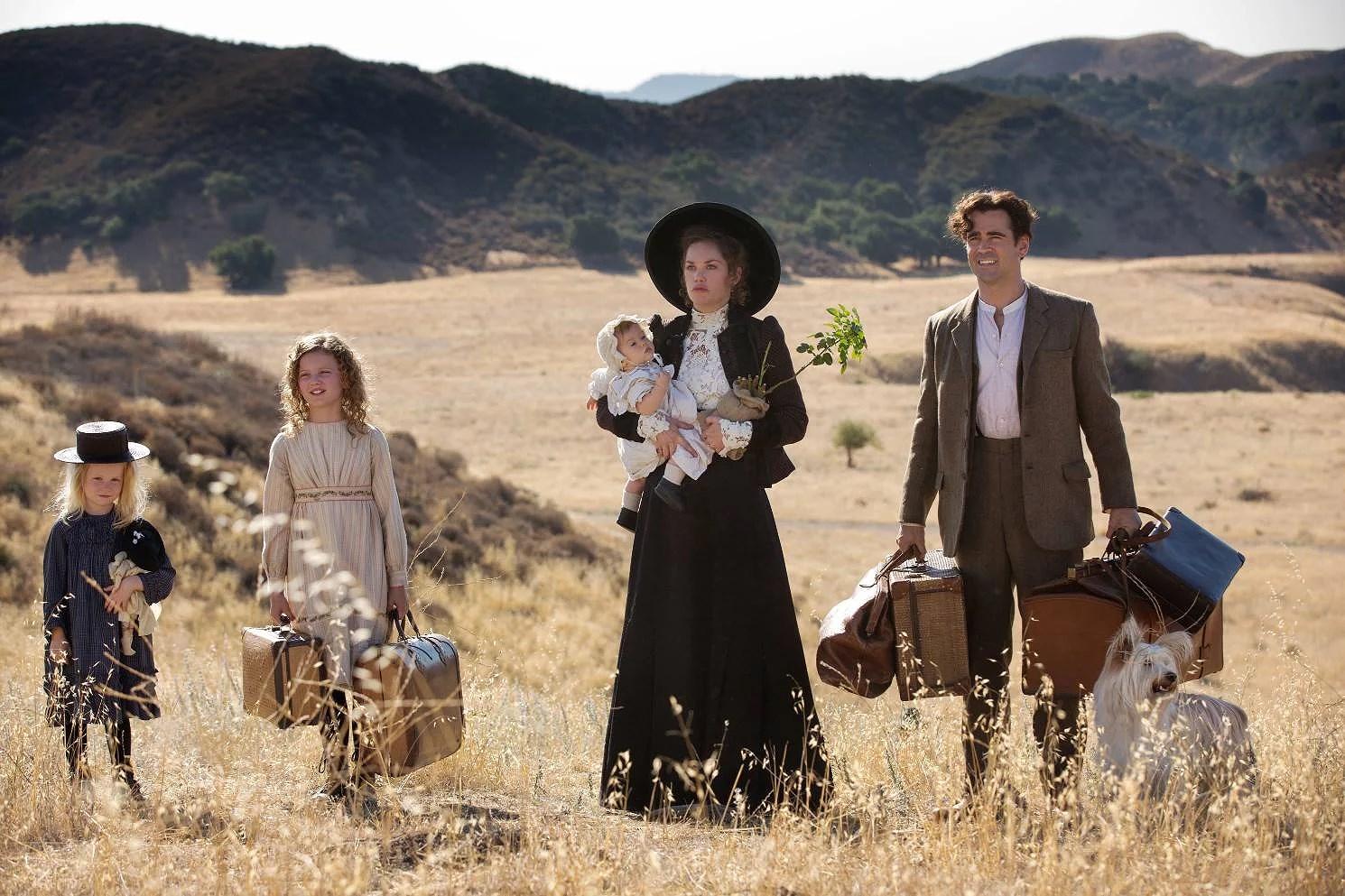 Mary Poppins/Saving mr Banks