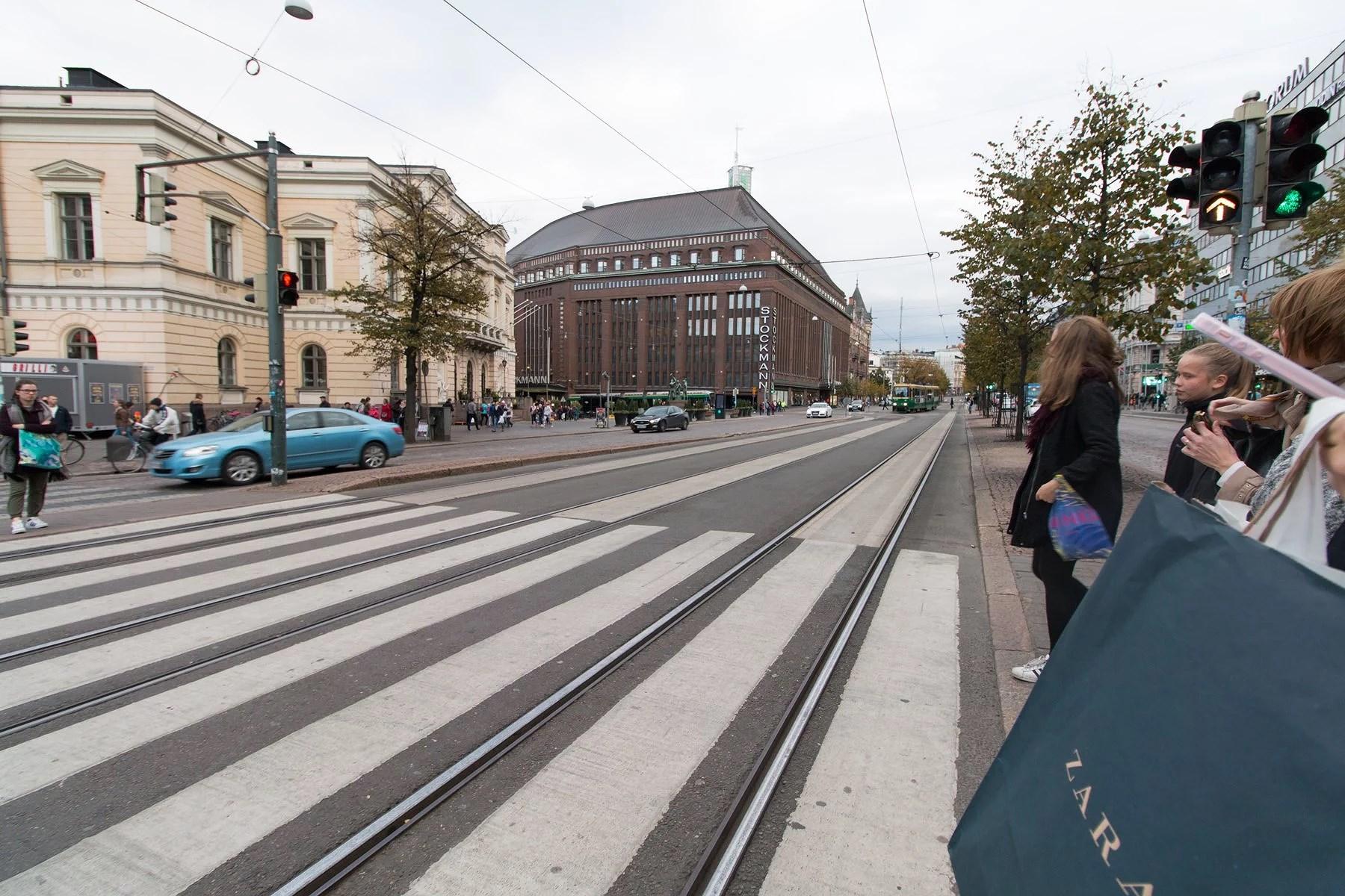 Helgen i Helsingfors