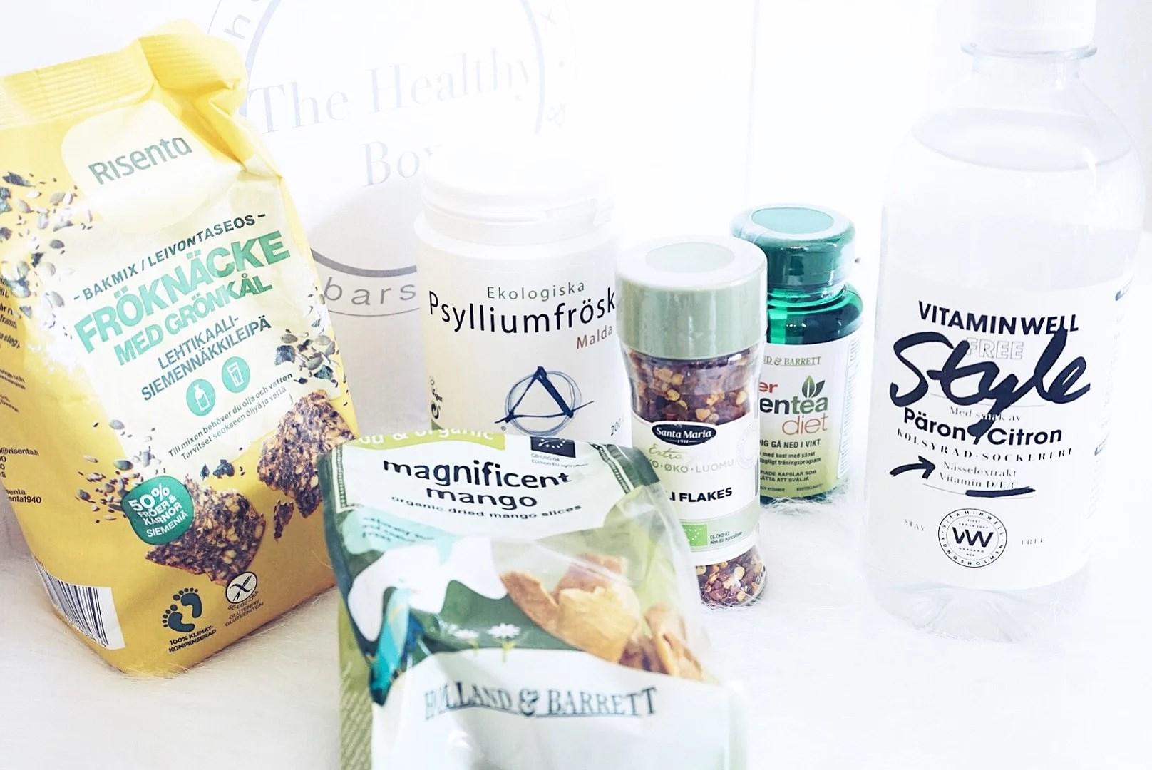 Ny månad - Ny The Healthy Box