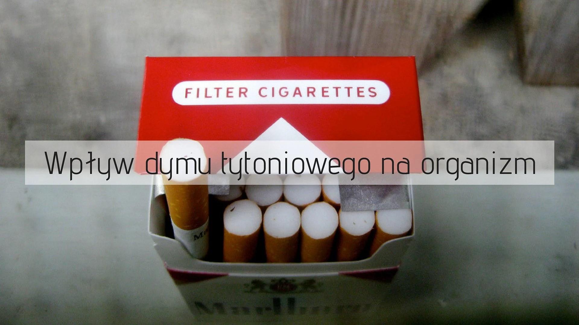 Jak palenie papierosów wpływa na nasz organizm?