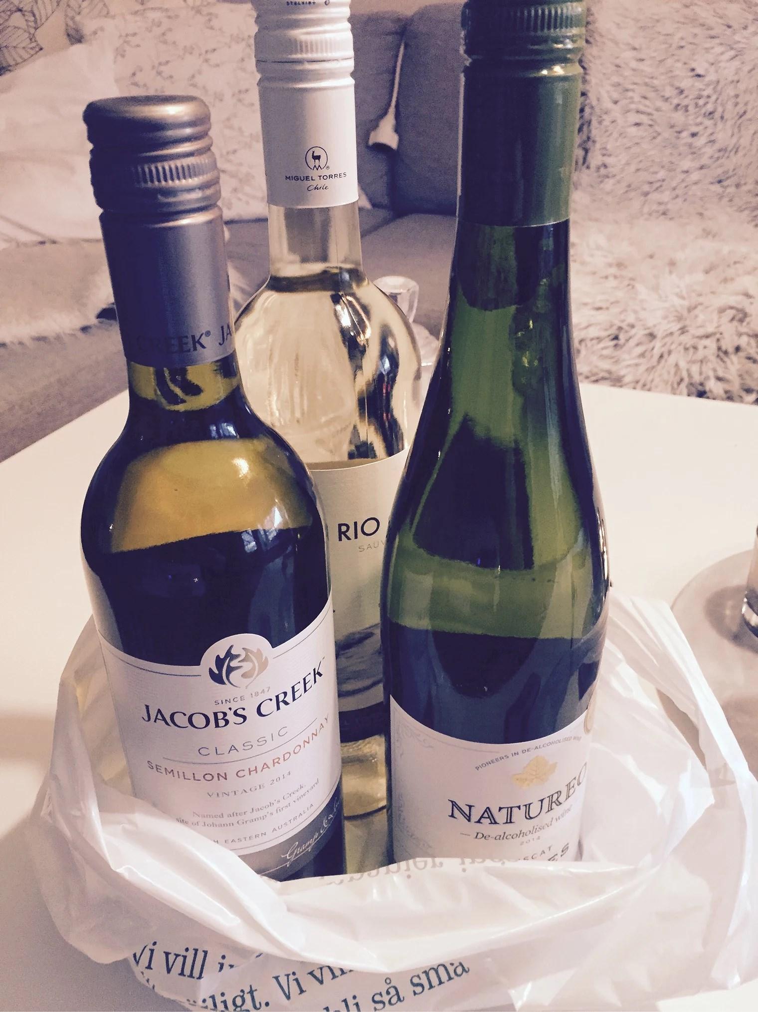 Alkoholfritt och inte alkoholfritt