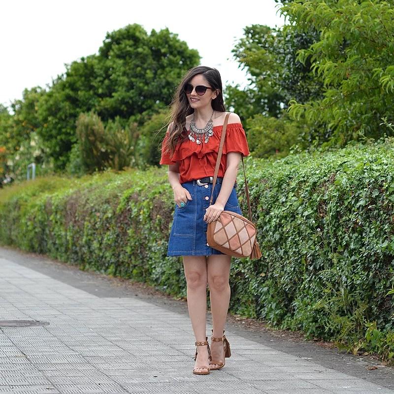 Skirts & Heels